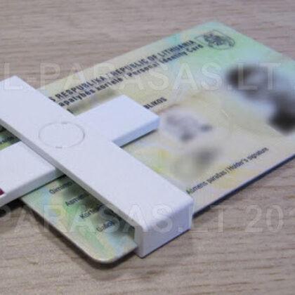 ID kortelių skaitytuvas